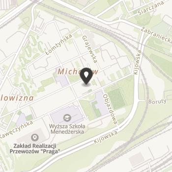 Oratorium im. św. Jana Bosko przy Bazylice Najświętszego Serca Jezusowego w Warszawie na mapie