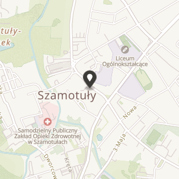 """Szamotulskie Stowarzyszenie Charytatywne """"Pomoc"""" na mapie"""
