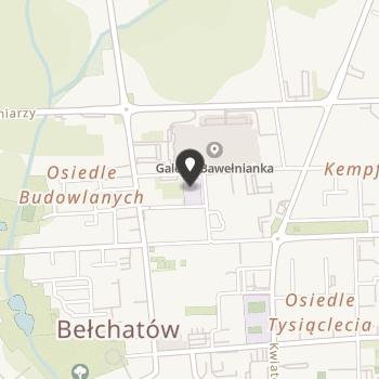 Bełchatowskie Społeczne Towarzystwo Oświatowe w Bełchatowie na mapie