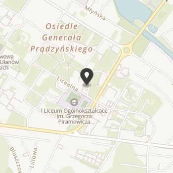 Augustowskie Stowarzyszenie Kulturalno-Społeczne na mapie