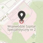 Stowarzyszenie Dializowanych Nephros z siedzibą w Jastrzębiu Zdroju na mapie