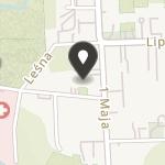 Towarzystwo Przyjaciół Nałęczowa na mapie