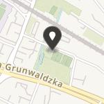 Akademicki Związek Sportowy Organizacja Środowiskowa w Gdańsku na mapie