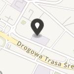 Ewangelickie Towarzystwo Edukacyjne w Gliwicach na mapie
