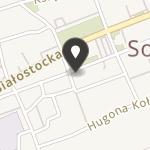 """Fundacja """"Sokólski Fundusz Lokalny"""" na mapie"""