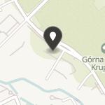 Klub Sportowy Azs w Zakopanem na mapie