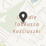 Polskie Stowarzyszenie na Rzecz Osób z Niepełnosprawnością Intelektualną Koło w Jaworznie na mapie