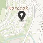 Stowarzyszenie Przyjaciół Szkoły Podstawowej nr 6 w Gorlicach na mapie