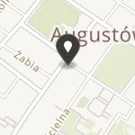 Stowarzyszenie na Rzecz Pomocy Społecznej w Augustowie na mapie
