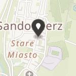 Towarzystwo Naukowe Sandomierskie na mapie