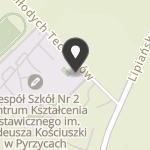 Ludowy Klub Sportowy Spartakus na mapie