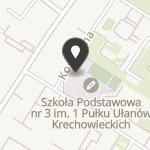 Towarzystwo Młodego Krechowiaka na mapie