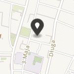 """Fundacja """"Fundusz Lokalny Ziemi Biłgorajskiej"""" na mapie"""