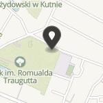 Społeczna Fundacja Miasta Kutna na mapie