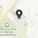 """""""Sokół"""" Ostrów Mazowiecka na mapie"""