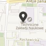 Bank Żywności w Częstochowie na mapie