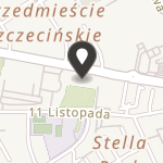 Stargardzkie Stowarzyszenie Chorych na Sm na mapie