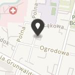Bank Żywności w Elblągu na mapie