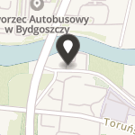 Budowlany Klub Sportowy w Bydgoszczy na mapie