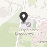 """Starachowicki Klub """"Amazonek"""" na mapie"""