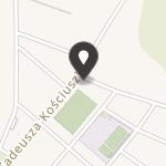 """Miejski Klub Sportowy """"Sokół"""" Nisko na mapie"""