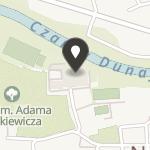 """Stowarzyszenie Sportowe Karate """"Yokozuna"""" w Nowym Targu na mapie"""