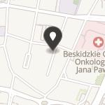 Beskidzki Okręgowy Związek Żeglarski w Bielsku-Białej na mapie