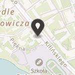 """""""Tęczowa Fundacja"""" w Ełku na mapie"""