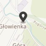"""Ludowy Klub Sportowy """"Głowienka"""" na mapie"""
