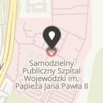 """Stowarzyszenie """"Sercu z Pomocą"""" na mapie"""