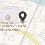 Bank Żywności w Krakowie na mapie