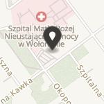 Wołomińska Fundacja na Rzecz Zapobiegania Ślepocie na mapie