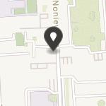 """Centrum Aktywności Społecznej """"Pryzmat"""" na mapie"""
