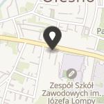 """Stowarzyszenie """"Pro Musica Viva"""" przy Państwowej Szkole Muzycznej i Stopnia w Oleśnie na mapie"""