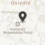 """""""International Police Association"""" (Międzynarodowe Stowarzyszenie Policji) - Sekcja Polska na mapie"""