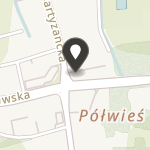 Automobilklub Opolski na mapie