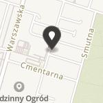 """Stowarzyszenie """"Mój Tomaszów"""" na mapie"""