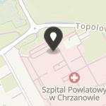 """Stowarzyszenie """"Amazonki Ziemi Chrzanowskiej"""" na mapie"""
