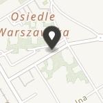 """Otwockie Stowarzyszenie Trzeźwościowe """"Klub Abstynenta Panaceum"""" na mapie"""