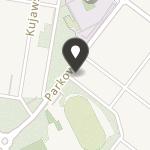 """Klub Sportowy """"Legionovia"""" na mapie"""