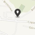 Gminny Uczniowski Klub Sportowy w Byczynie na mapie