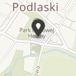 Powiatowy Szkolny Związek Sportowy w Bielsku Podlaskim na mapie