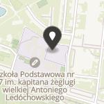 """Fundacja """"Akademia Edukacyjna"""" na mapie"""