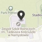 """Stowarzyszenie Przyjaciół Chorych """"Nadzieja"""" na mapie"""