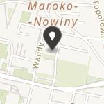 Kabuncza na mapie