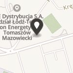 Tomaszowskie Towarzystwo Charytatywne na mapie