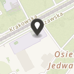 Milanowskie Towarzystwo Edukacyjne na mapie