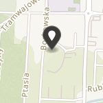 """Klub Sportowy """"Wesoła"""" na mapie"""