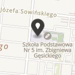 """Międzyszkolny Uczniowski Klub Sportowy """"Pivot"""" na mapie"""