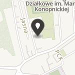 """Klub Sportowy """"Zgoda"""" Ruda Śląska-Bielszowice na mapie"""